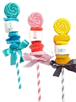 Candy Cabob™ - Personalized Baby Shower