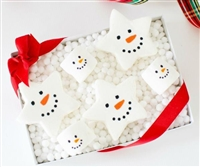 Imagemallow® Gift Set - Snowman Stars, set of 6