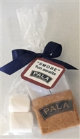 S'mores Kit - Custom Printed Graham Cracker