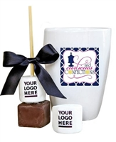 Hot Chocolate Sticks - Custom Logo/Design