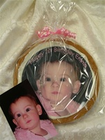 "8"" Round Giant Photo/Logo Cookie, EA"
