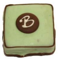 Monogram Brownie