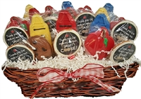 Custom Theme Cookie Bouquet of 24