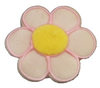 decorated Cookies Daisy Flower
