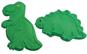 decorated Cookies Dinosaur