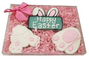 Easter Bunny Personalized Gift Box