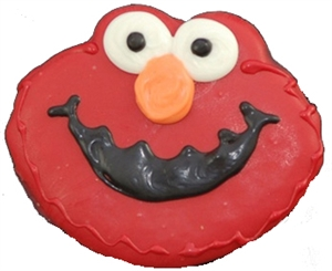 Hand Dec. Cookies - Elmo