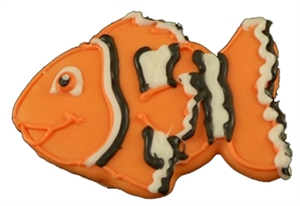 Hand Dec. Cookies - Fish