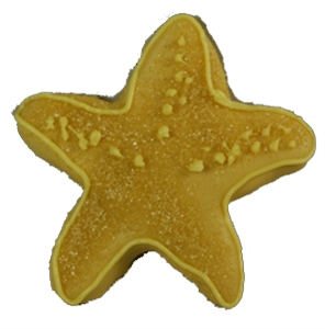 Hand Dec. Cookies - Star Fish