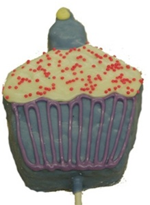 Cupcake Krispie Treats, EA