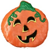 Pumpkin Krispie Treats, EA