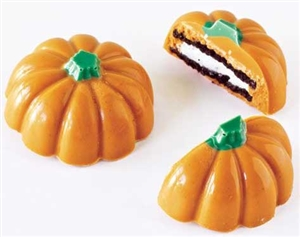 Mini Oreo® Cookies - 3-D Pumpkins, each
