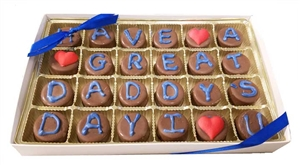 Mini Oreo® Cookies - Father's Day, Gift box of 24