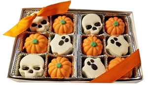 Mini Oreo® Cookies - Halloween, Gift Box of 12