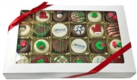 Mini Oreo Cookies Holiday Designs, Gift box of 24