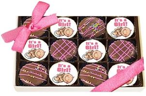 Mini Oreo® Cookies - New Baby, Gift Box of 16