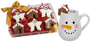 Mug Topper Cookies Holiday Designs