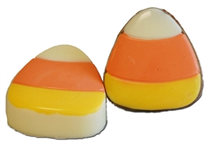 Candy Corn Oreo® Cookies, Chocolate Covered