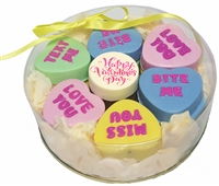 Oreo Cookies Conversation Hearts Gift Box