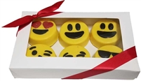 Oreo® Cookies - Emojis, Gift box of 6