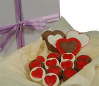 Oreo® Cookie Gift Box, Hearts