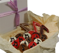 Oreo Cookie music Gift Box