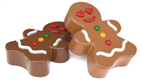 Oreo® Cookies - Gingerbread Man