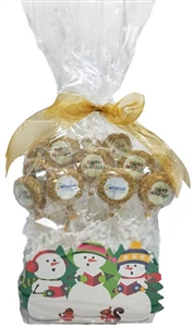 Oreo Cookies Holiday Bouquet of 12