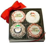 Oreo® Cookies - Happy Holidays, Gift Box of 4