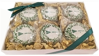 Logo Oreo®Cookies - Deluxe Gift Box of 6 (ASI ONLY)