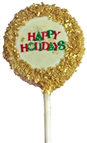 Oreo Cookie Pops Happy Holidays Image, EA