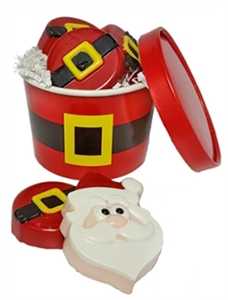 Oreo Cookies Small Santa Gift Box