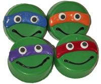 Oreo Cookies Teenage Mutant Ninja Turtles, EA