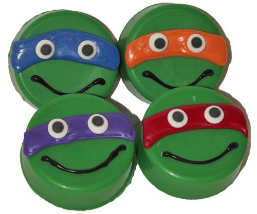 Oreo Cookies Teenage Mutant Ninja Turtles Ea