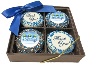 Oreo® Cookies - Thank You, Gift Box of 4