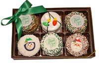 Oreo® Cookies - Holiday Thank You, Gift Box of 6