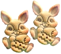 Sweet Impression Easter Bunny Cookies, dozen