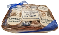 Sweet Treats - Assorted Logo Gift Basket