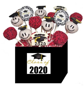Sweet Treats - Graduation Bouquet of 12