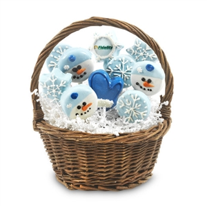 Sweet Treats - Personalized Winter Bouquet