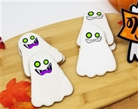 Direct Print Cookies - Ghost