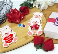 Beary Much Cookie Gift Box