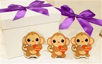 No Monkey Business Cookie Gift Box