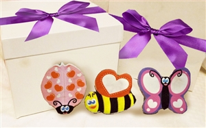 Love Bugs Cookie Gift Box