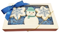 Direct Print - Winter Cookie Gift Box of 3