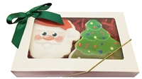 Direct Print - Christmas Cookie Gift Box of 2
