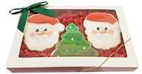 Direct Print - Christmas Cookie Gift Box of 3