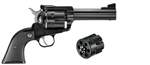 Ruger Blackhawk Convertible 357 / 38SPL / 9mm Blued 4-5/8""