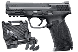 Smith & Wesson M&P M2.0 Full Size (NO Safety) 9mm Carry & Range Kit 11765