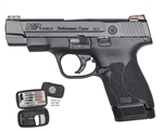 "Smith & Wesson M&P Shield 2.0 Performance Center 4"" NO Safety 9mm 11787"